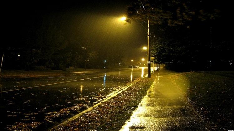 Những cơn mưa rơi trên phím đàn