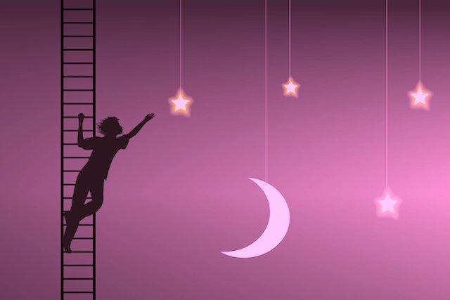 Vì cuộc đời này chỉ có một lần để sống với ước mơ...
