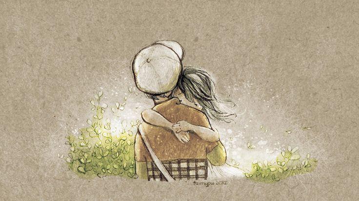 Nếu là yêu thương, dù xa mấy cũng sẽ quay về