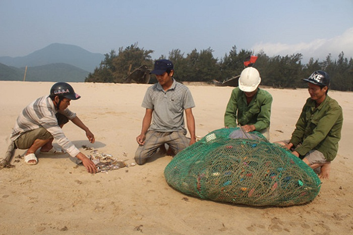 Cá biển miền Trung nhiễm độc và chưa an toàn để sử dụng, nước mắt người dân vẫn chưa ngừng rơi