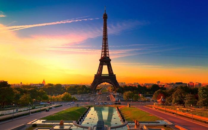 Top 10 đất nước lãng mạn nhất trên thế giới