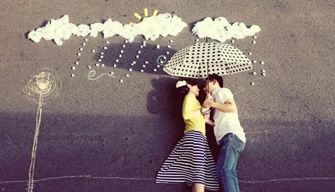 Chùm thơ: Ngày anh tỏ tình hãy đồng ý nhé em! (Nguyễn Công Tậu)