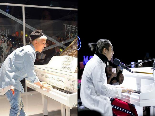 Sau nghi vấn đạo nhạc, Sơn Tùng lại dính nghi vấn đạo ý tưởng sân khấu biểu diễn