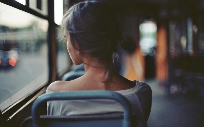 blog radio, Thế giới khác bình yên sau cửa kính của mỗi chuyến xe bus