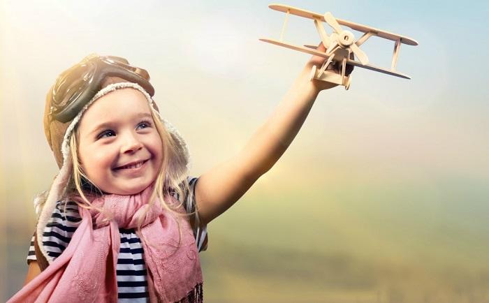 Nếu chán làm người lớn, hãy học cách sống hạnh phúc như một đứa trẻ!