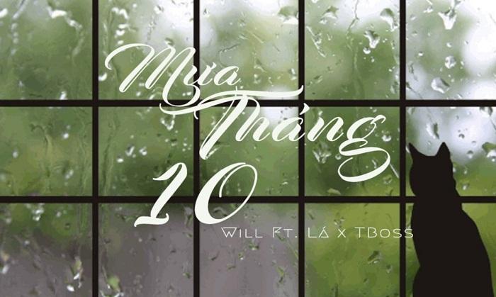 blog radio, Tháng 10 về, mưa cũng nhớ anh
