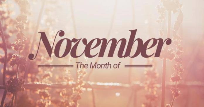 Thơ Radio: Em về rồi tháng 11 của tôi