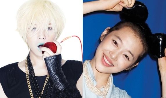 G-Dragon dính tin đồn hẹn hò với Sulli