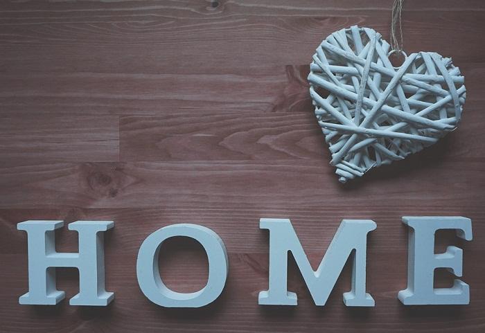 Bình yên là nhà