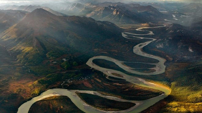 Cuộc đời cũng giống như những dòng sông