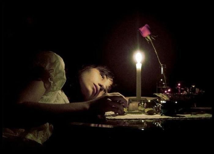 Trong bóng đêm tôi tìm thấy tôi