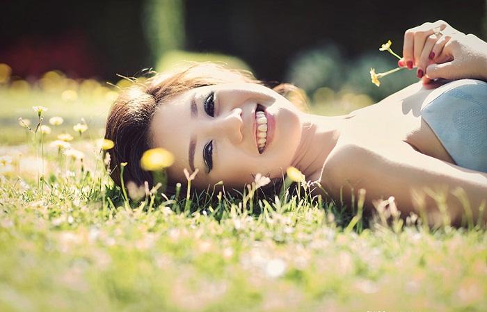 Mỉm cười đi bạn