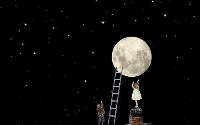 Nhặt mảnh trăng thừa