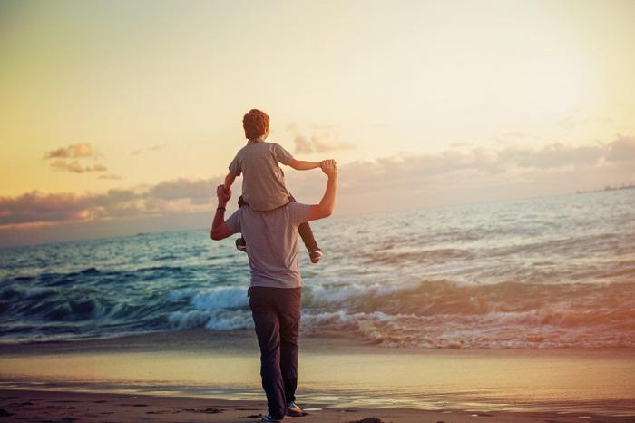 Có những tình yêu của cha dành cho con là mãi mãi