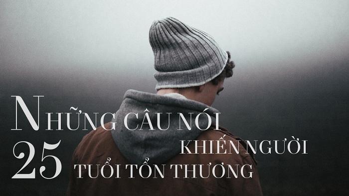 Những câu nói khiến người 25 tuổi cảm thấy tổn thương (Vlog Radio)