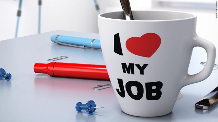 Công việc hiện tại dạy bạn những điều gì?