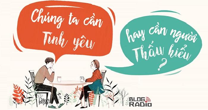 Thơ Radio: Chúng ta cần tình yêu hay cần người thấu hiểu?