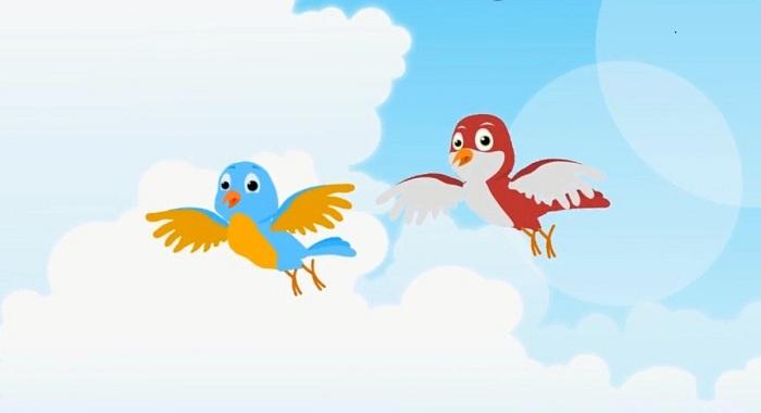 Hai con chim gáy (Bóng mát tâm hồn)