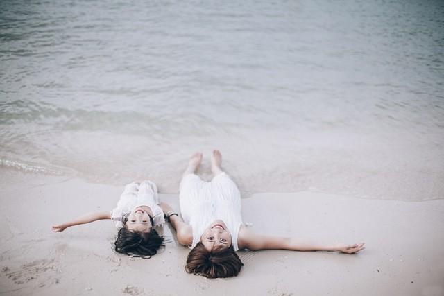 Mẹ đơn thân dạy con gái về tình yêu