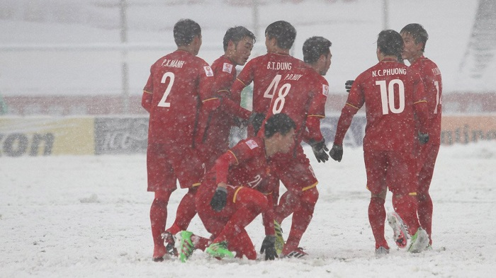 U23 Việt Nam ơi, đừng xin lỗi vì các em đã chiến thắng trong lòng người hâm mộ