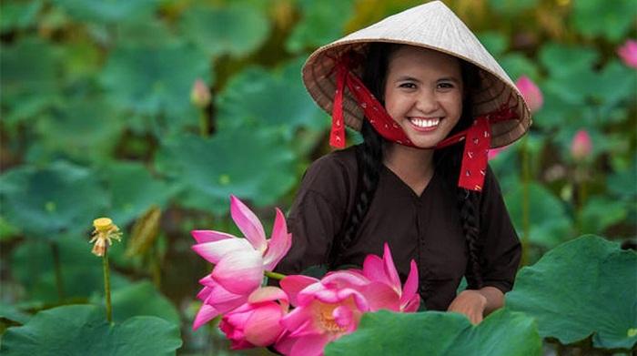 Tặng người phụ nữ Việt Nam