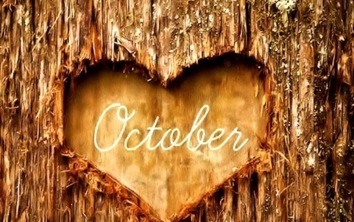 Tháng mười về em đáng được yêu thương