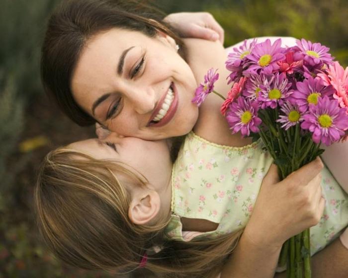 Mẹ sẽ yêu con bằng tất cả những gì mẹ có