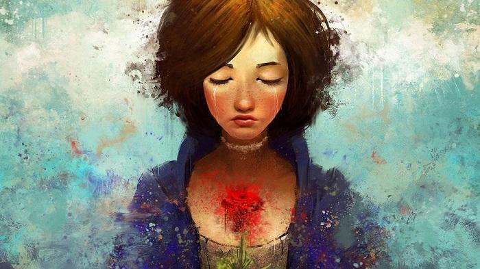 blog radio, Đừng khóc nữa em, cô gái tôi thương!
