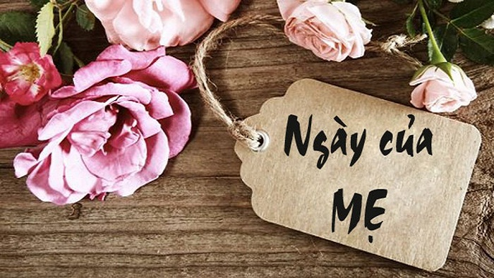 Ngày của Mẹ: Gửi đến Người ngàn lời cảm ơn!