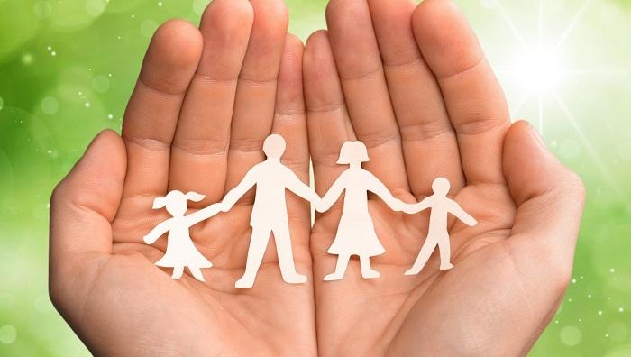 Gia đình là điều hạnh phúc giản đơn
