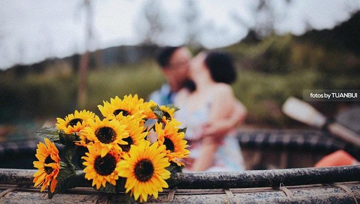 Tháng tám về bất chợt thèm yêu
