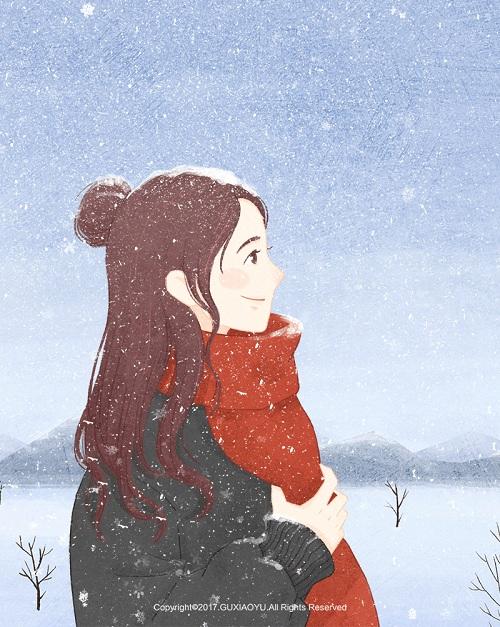 Blog Radio 557: Em sẽ đến bên anh như tuyết đầu mùa