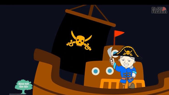 Bác cũng là cướp biển (Bóng mát tâm hồn)