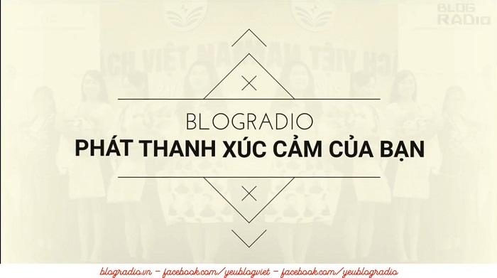 Mừng kỷ niệm sinh nhật 12 năm phát triển Blog Radio