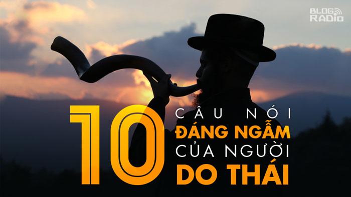 10 câu nói đáng ngẫm của người Do Thái