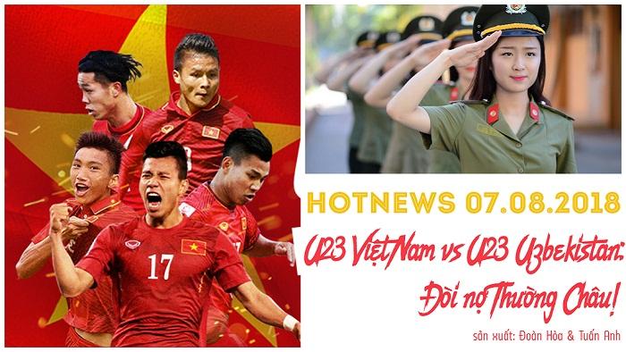 U23 Việt Nam quyết đòi nợ Thường Châu, Học viện An ninh Nhân dân rà soát điểm thi