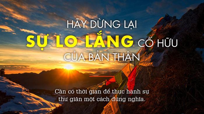 6 triết lý sống của người Tây Tạng