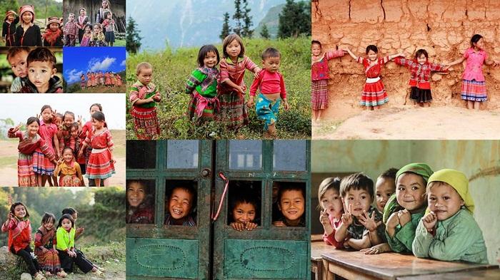 Những đứa trẻ vùng biên giới