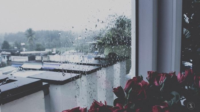 blog radio, Phố vẫn mưa dù anh chẳng còn bên em
