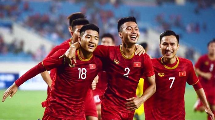 Tự hào quá U23 Việt Nam ơi!