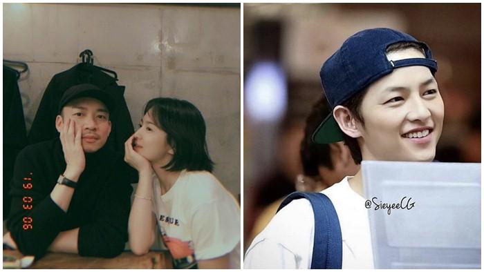 Song Joong Ki và Song Hye Kyo cùng tái xuất sau tin đồn ngoại tình: Biểu cảm khiến hàng triệu con tim nhẹ lòng!