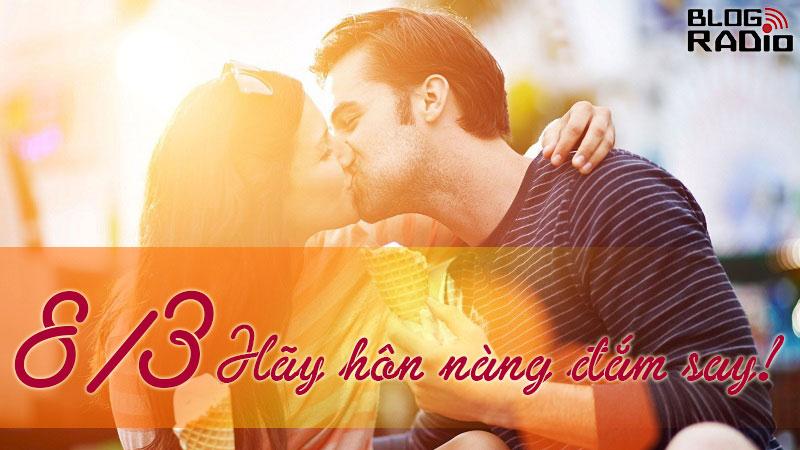 Mách bạn những cách hôn thật lãng mạn cho ngày 8/3 thêm hoàn hảo